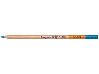 Bruynzeel Pencil - 51 Light Blue