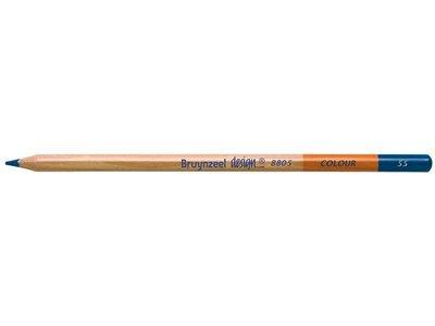 Bruynzeel Pencil - 55 Cobalt Blue