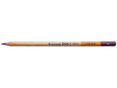 Bruynzeel Pencil - 59 Red Violet