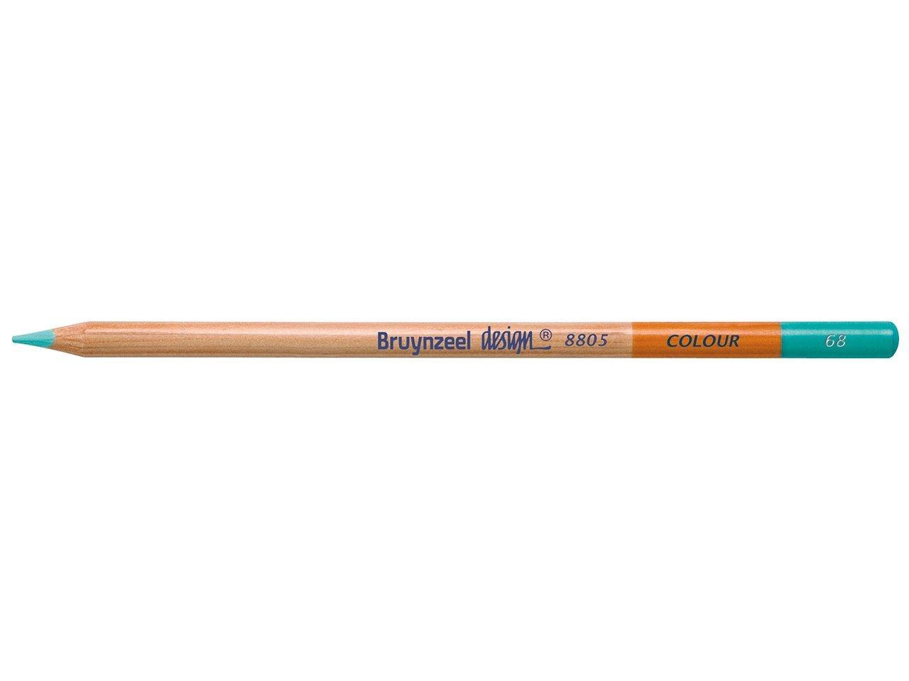 Bruynzeel Pencil - 68 Ice Green