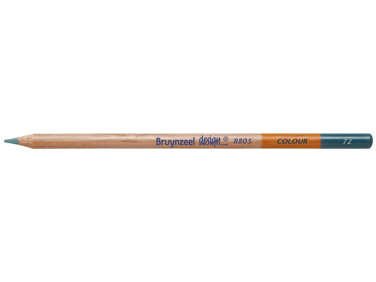Bruynzeel Pencil - 72 Cold Grey