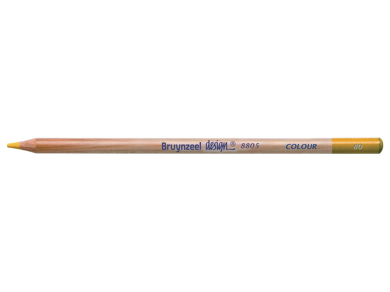 Bruynzeel Pencil - 80 Gold