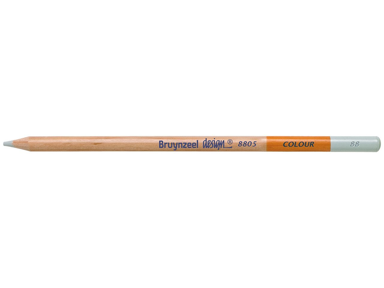 Bruynzeel Pencil - 88 Dull Cold Grey
