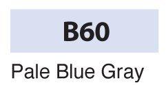 Sketch B60 - Pale Blue Gray