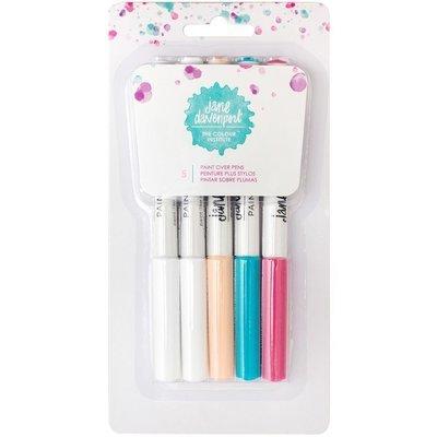Paint over pens