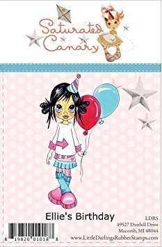 SC - Ellie's Birthday stamp