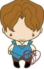 TGF - Prince Ian stamp