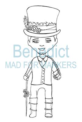 Steampunk Benedict