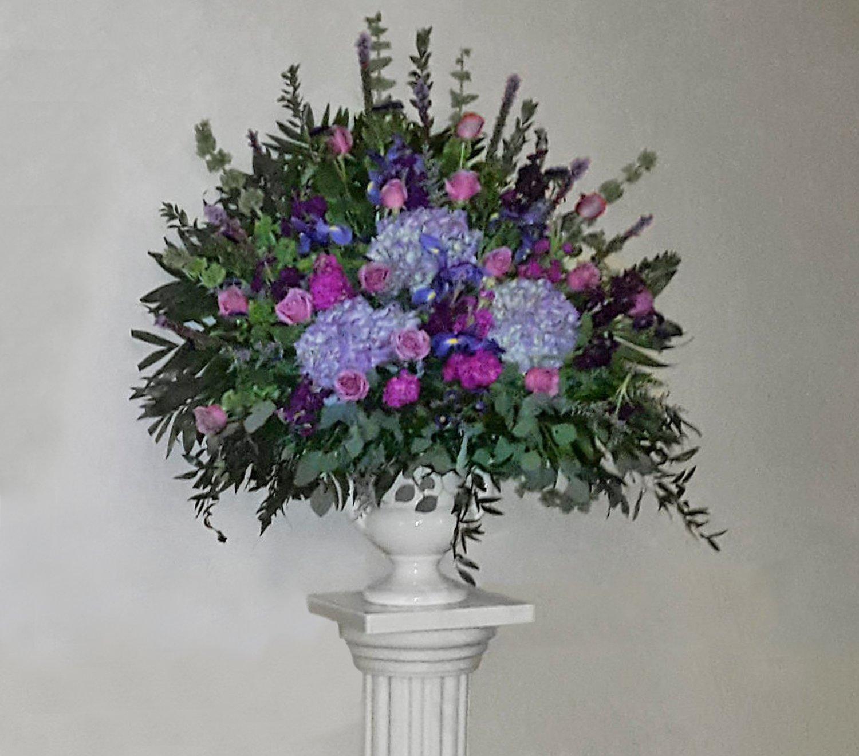 BG - End Vase