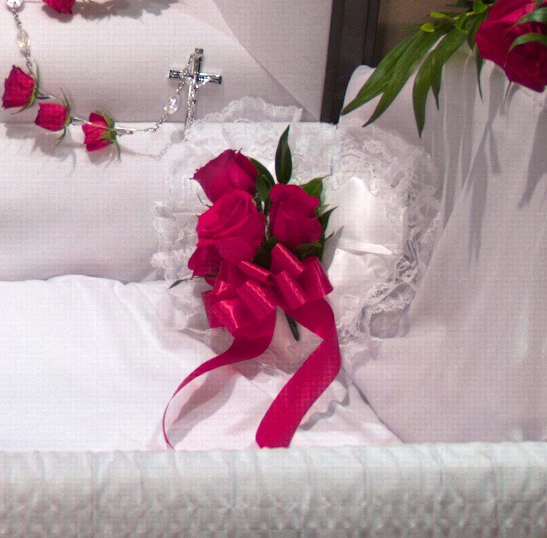 Silk Heart Pillow