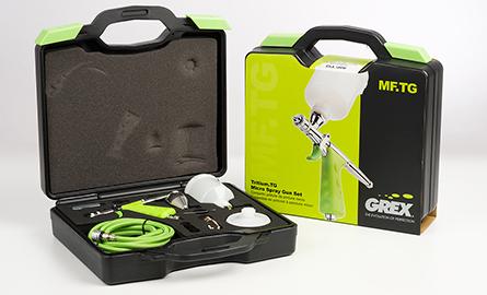 MF.TG - Tritium.TG Micro Spray Gun Set MF.TG