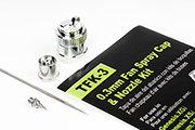 Genesis/Tritium Fan Spray Cap kits TFK