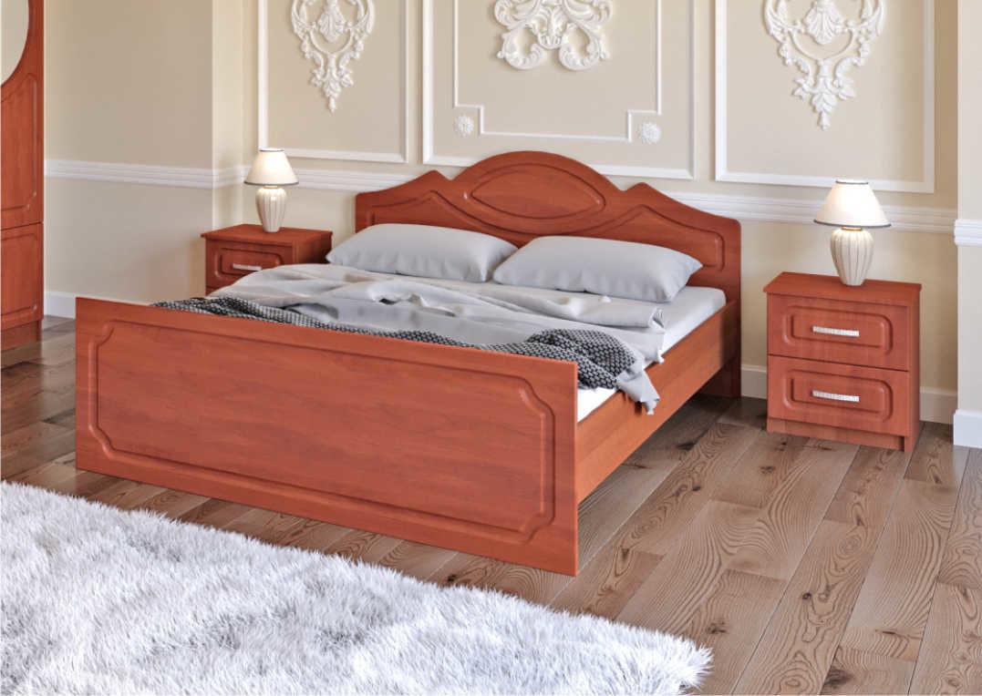 Кровать «ВИКТОРИЯ»