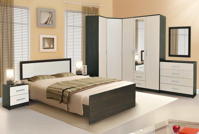 Спальный гарнитур МЕГА - 3