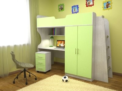 Детский универсальный комплекс «ЕМЕЛЯ-2»