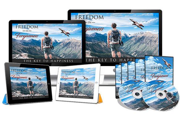 Freedom In Forgiveness MP3 Audio Set