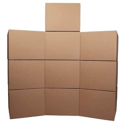 X - Large Moving Boxes - Bundle of 10 Boxes