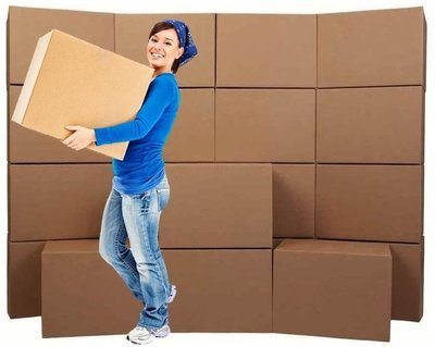 Medium Moving Boxes - Bundle of 20 Boxes