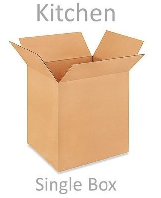 Heavy Duty Kitchen Moving Box