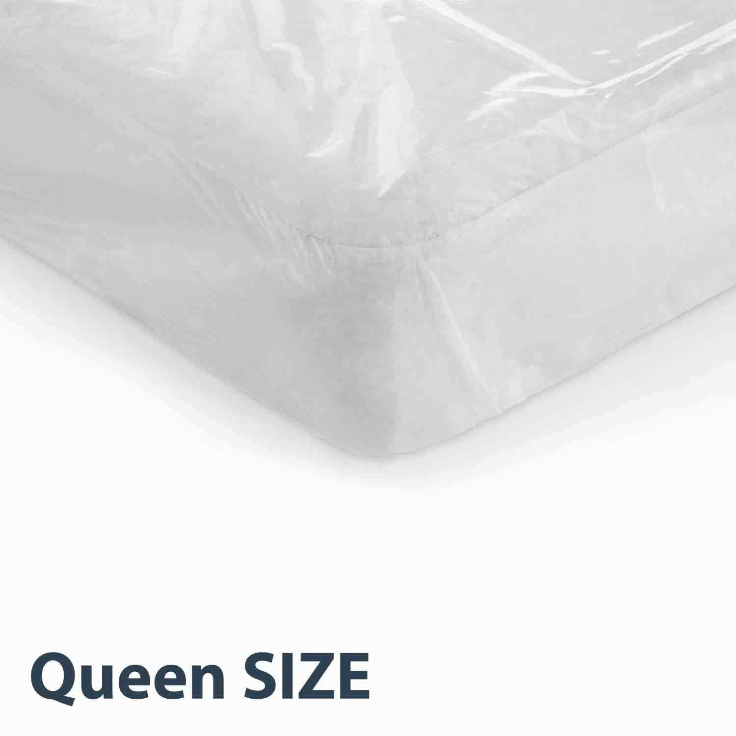 Queen Size Mattress Bag Cover For Protection During Moving