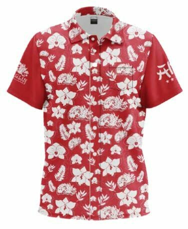 SG7s/AN Memorial Hawaiian Shirt Ladies Fit
