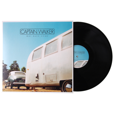 Captain Walker - Way Back Home (Vinyl LP)