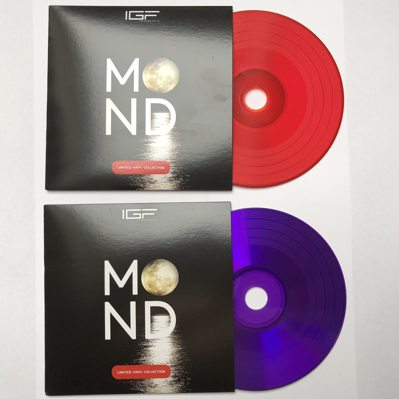 MOND - EP (4 Tracks)