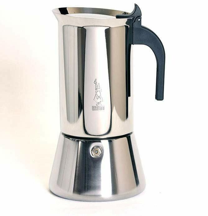 Гейзерная кофеварка Bialetti Venus на 6 чашек