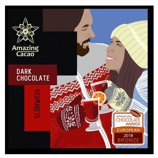 Перуанский шоколад и глинтвейн 70%