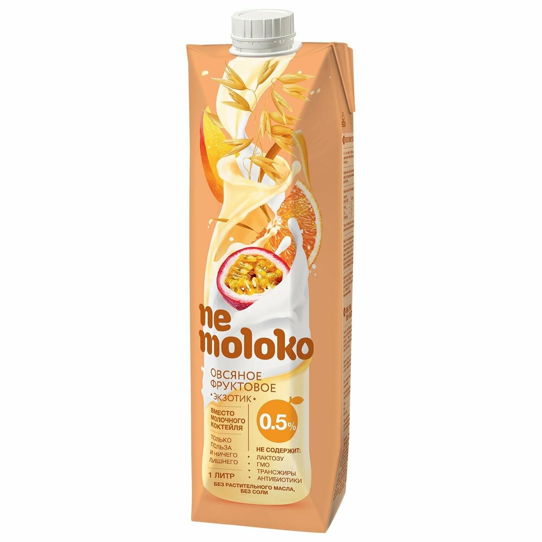 NeMoloko, растительное овсяное молоко Экзотик