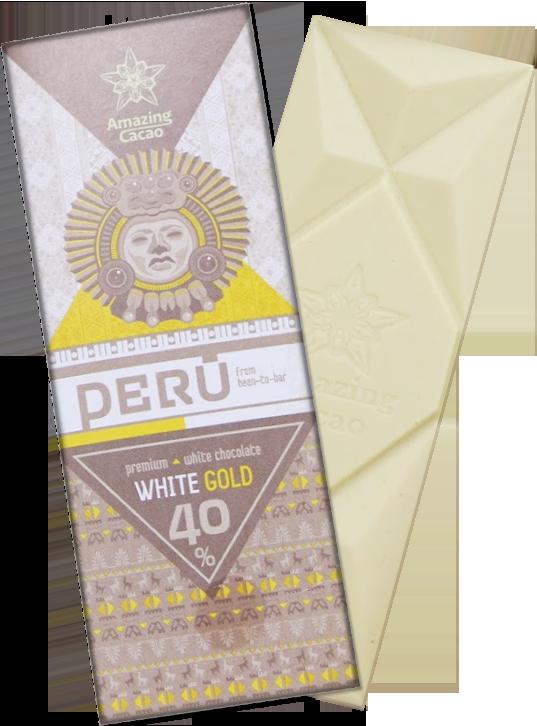 Amazing Cacao Белое Золото