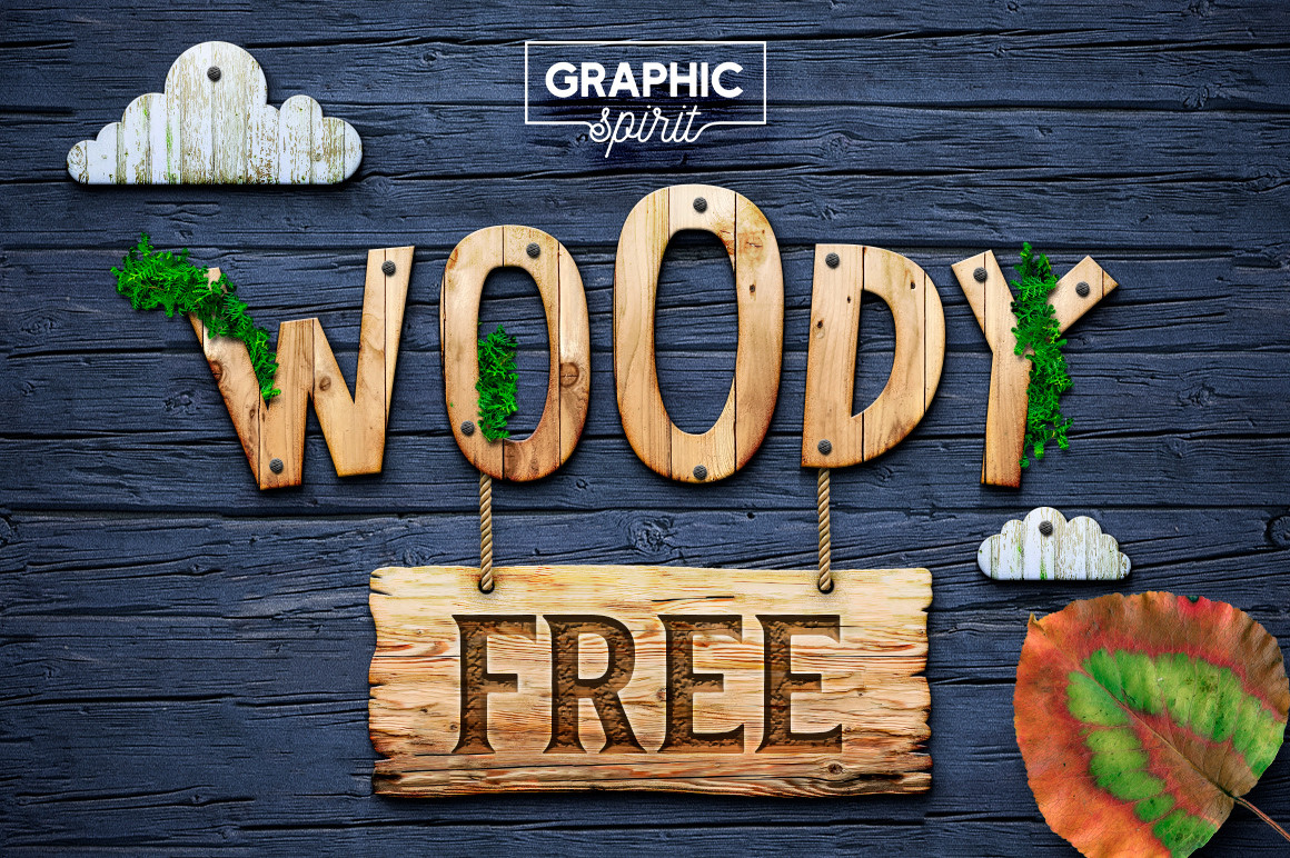Free Wood Texture Styles For Adobe Photoshop
