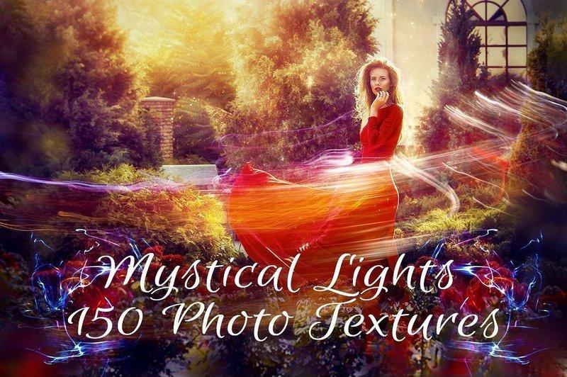 Mystical Lights - 150 Photo Textures