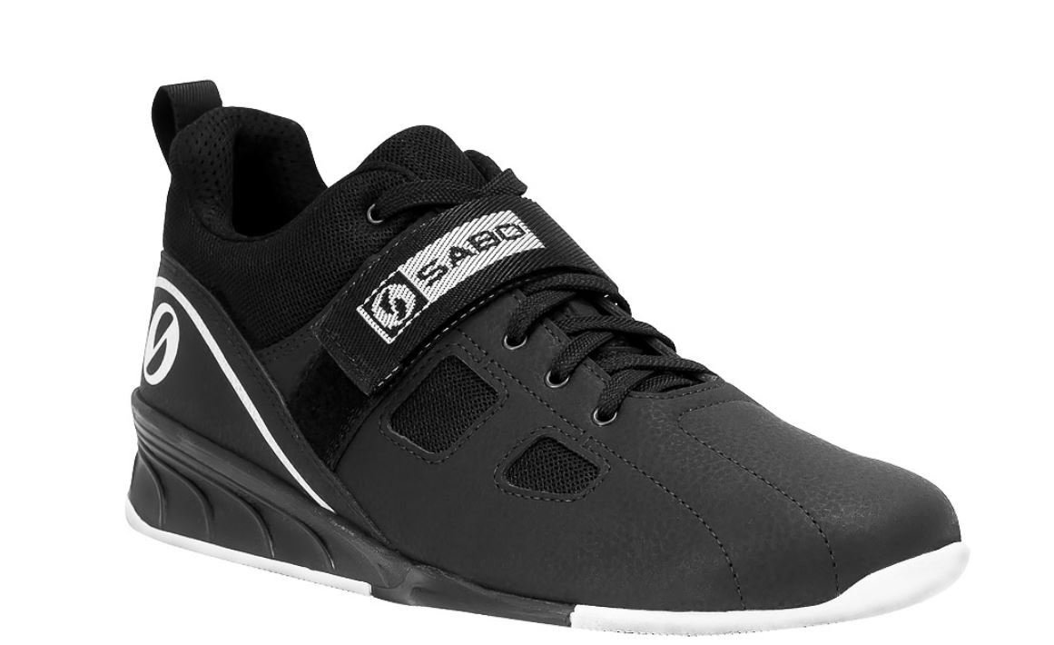 SABO WEIGHTLIFT BLACK powerlifting  weightlifting gym squat shoes