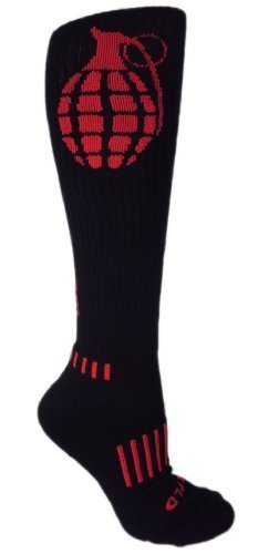 MOXY Socks Grenade Fitness DEADLIFT Socks