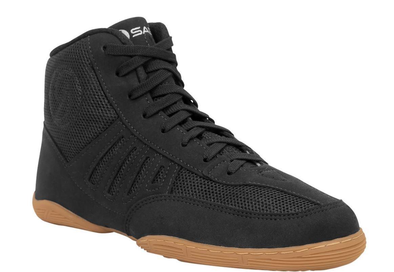 SABO SLAY BLACK wrestling deadlift gym shoes