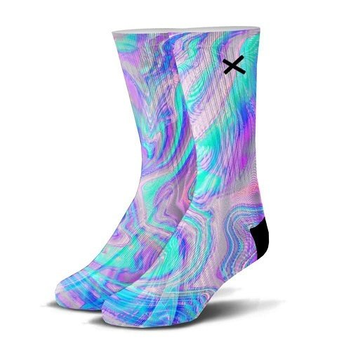 ODD SOX Hologram Socks