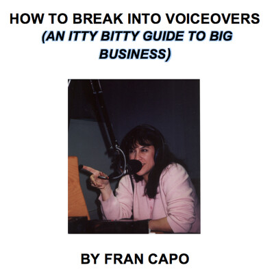 How to Break into Voiceovers