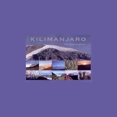 Kilimanjaro Greeting Cards