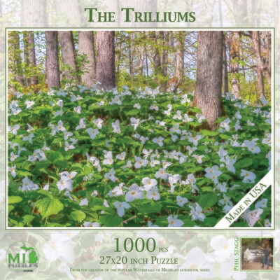 TRILLIUMS - 1,000 PIECE