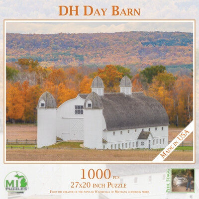 DH DAY BARN PUZZLE - 1,000 PIECE