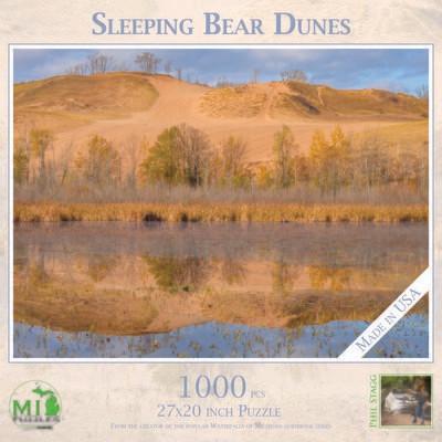 SLEEPING BEAR DUNES - 1,000 PIECE