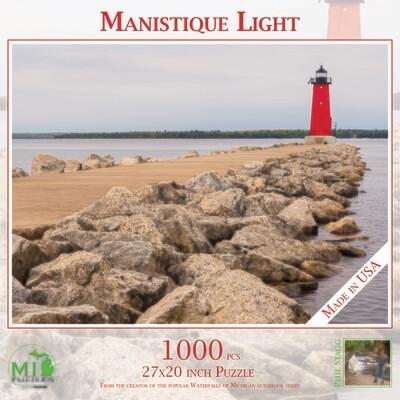 MANISTIQUE LIGHT- 1,000 PIECE