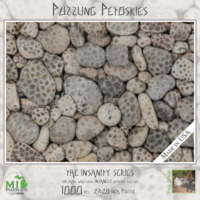 PUZZLING PETOSKIES - 1,000 PIECE
