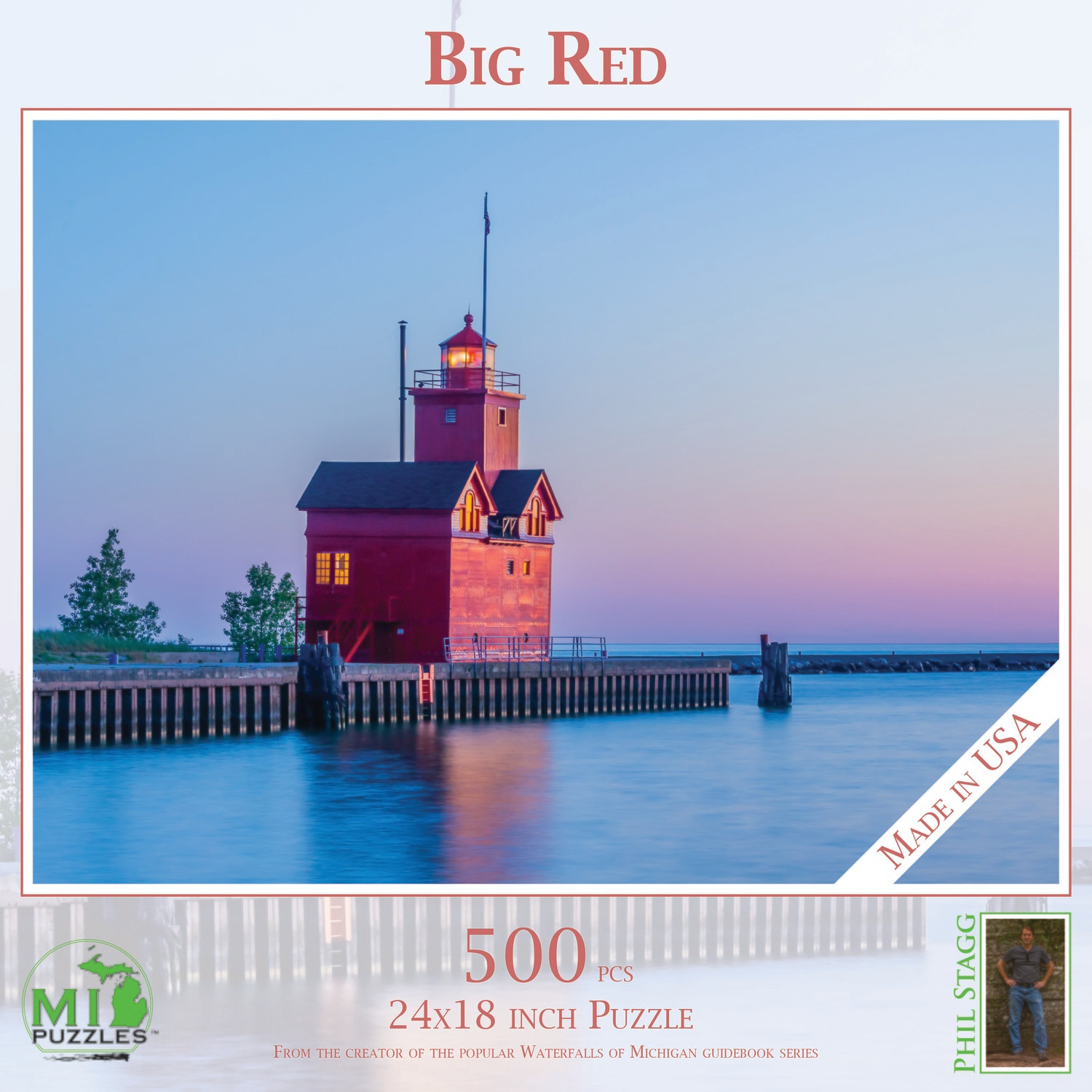 Big Red (Holland Lighthouse)
