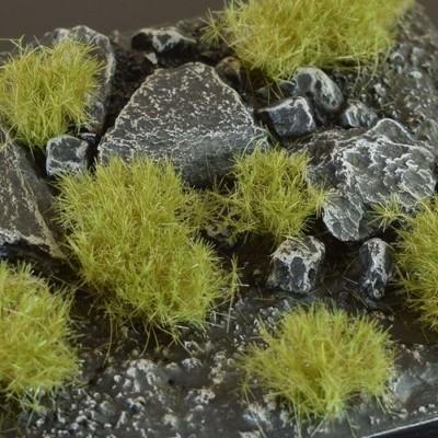 Dense Green Tufts (6mm)