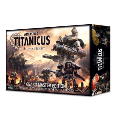Adeptus Titanicus: Grand Master Edition