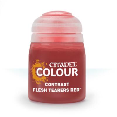 FLESH TEARERS RED