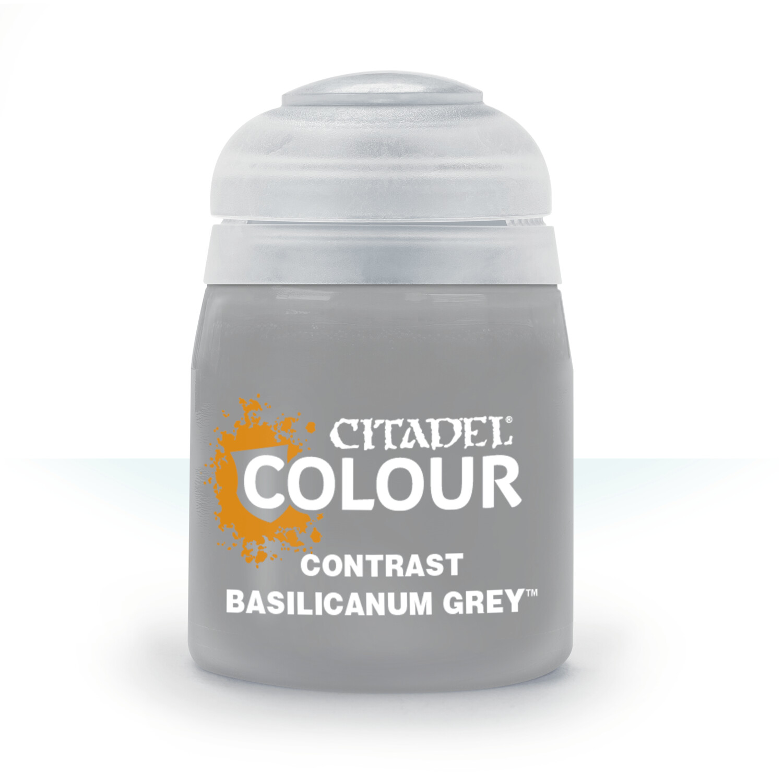 BASILICANUM GREY