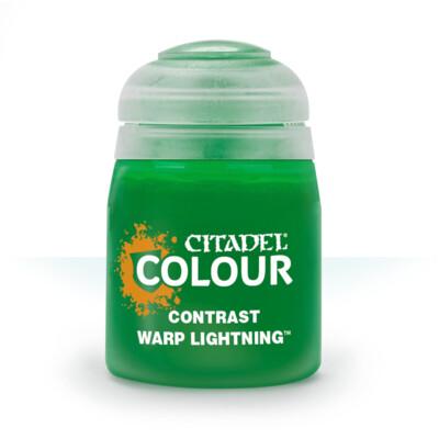 WARP LIGHTNING